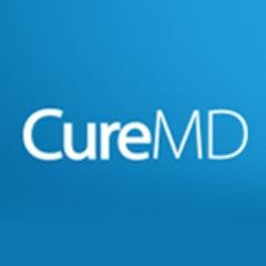 CureMD logo