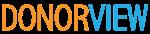 DonorView logo