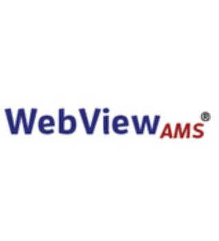 WebView AMS logo
