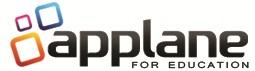 Applane For Education logo
