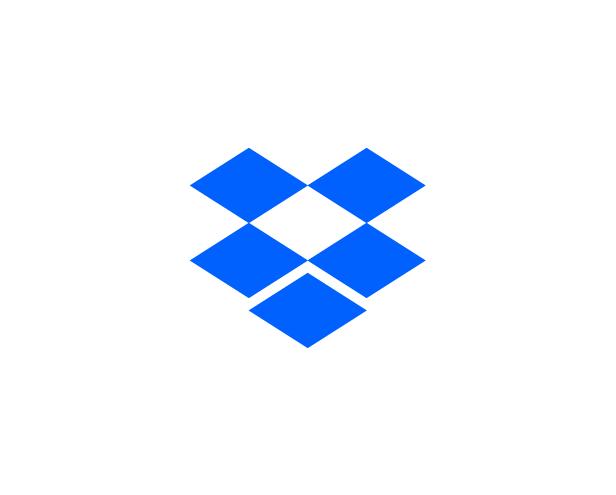 Logo di Dropbox Business