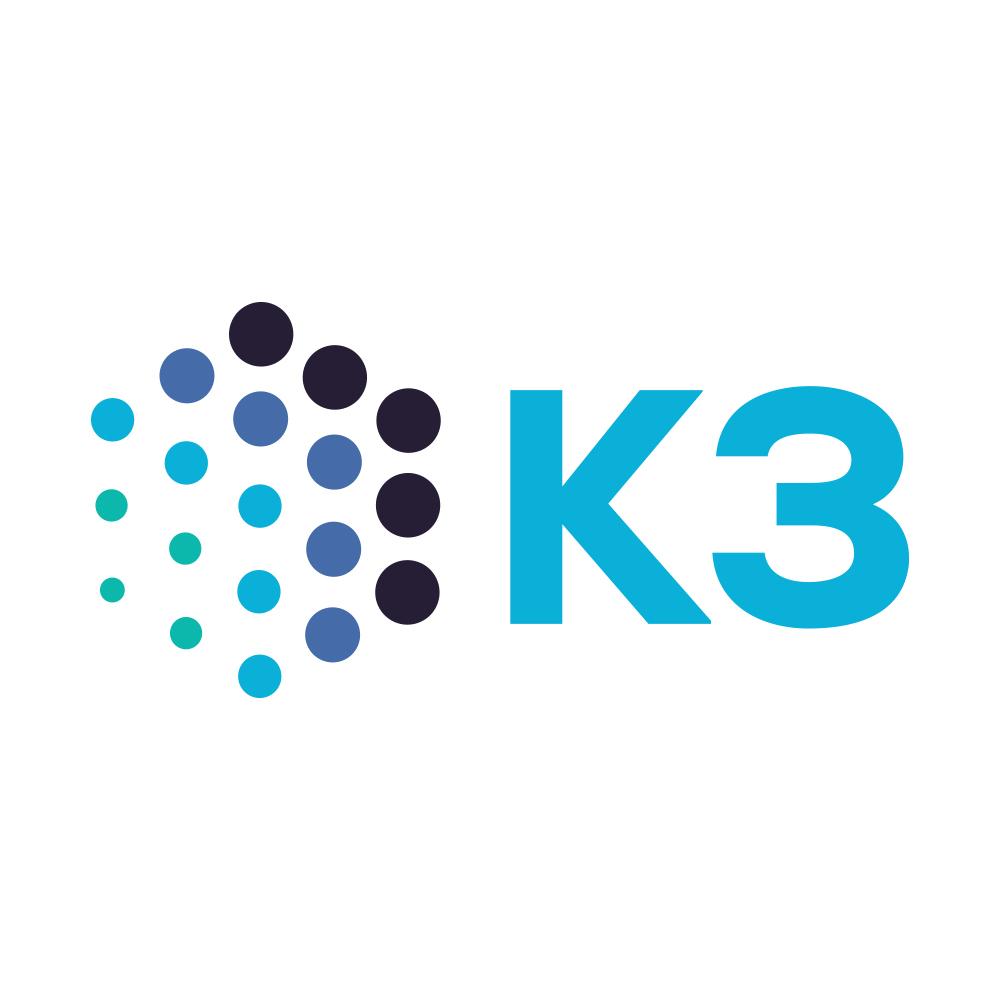 K3 by BroadPeak logo