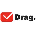 Drag logo
