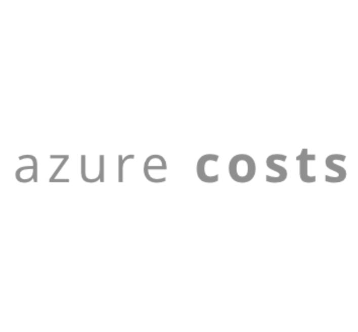 azure costs logo