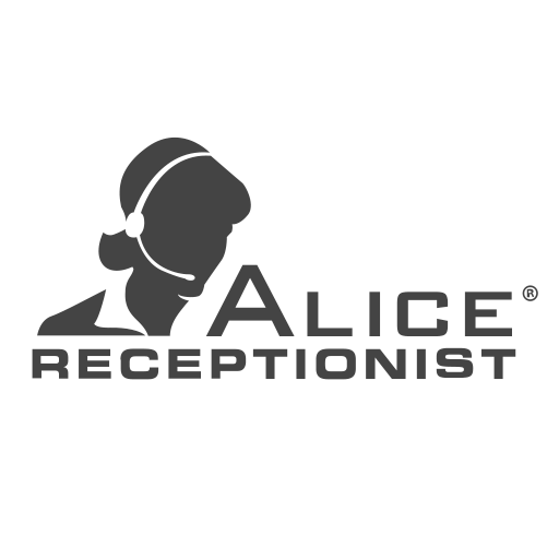 ALICE Receptionist logo