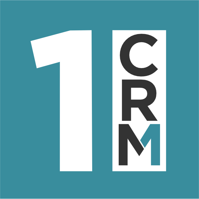 1CRM logo