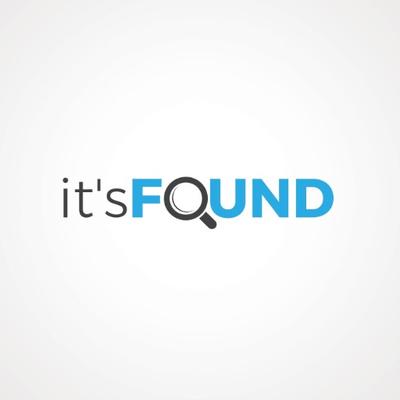 it'sFOUND logo