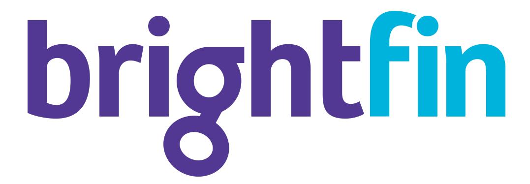 brightfin logo