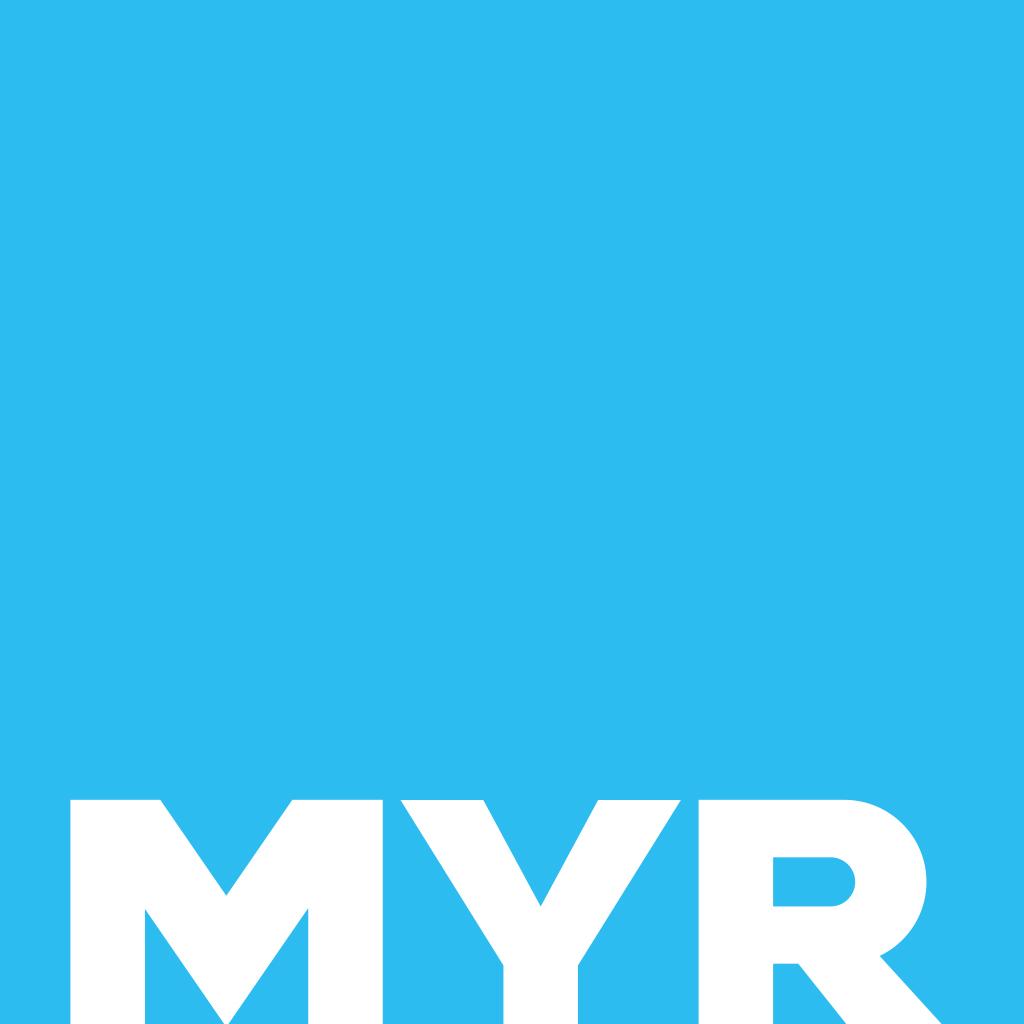MYR POS logo