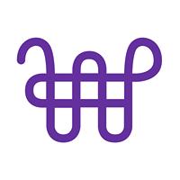 Woven logo