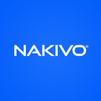 NAKIVO Backup & Replication logo
