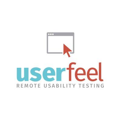 Userfeel logo