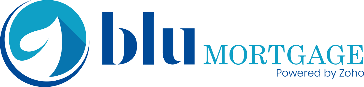 BluMortgage logo