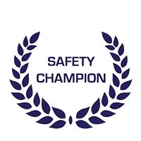 Safety Champion logo