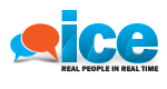 ICE Click-to-Chat Logo