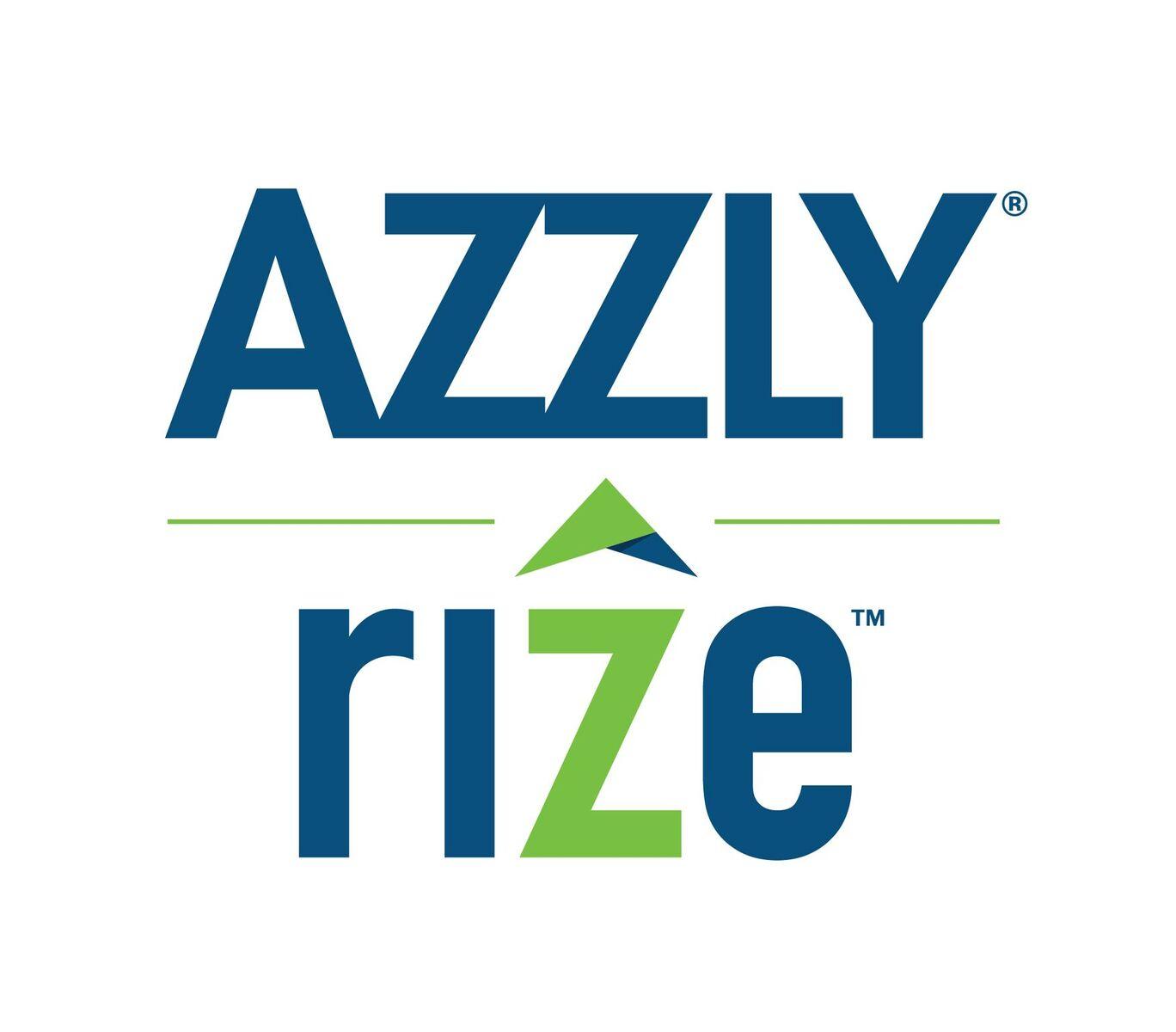 AZZLY Rize logo