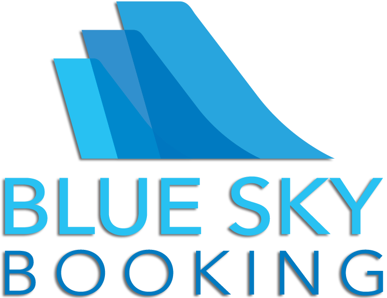 Blue Sky Booking logo