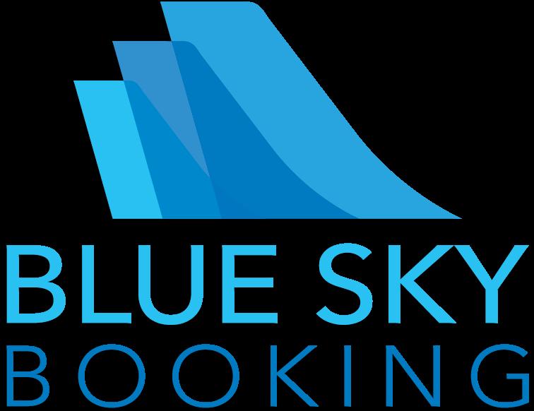 Blue Sky Booking logo