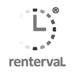Renterval logo
