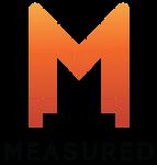 Measured logo