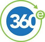 360e logo