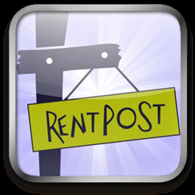RentPost logo