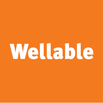 Wellable logo