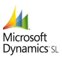 Microsoft Dynamics SL logo