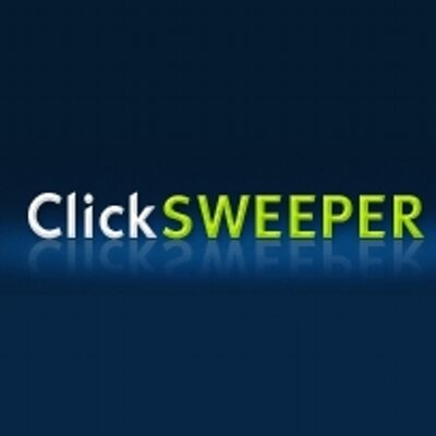 Clicksweeper logo