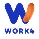 Work4 logo
