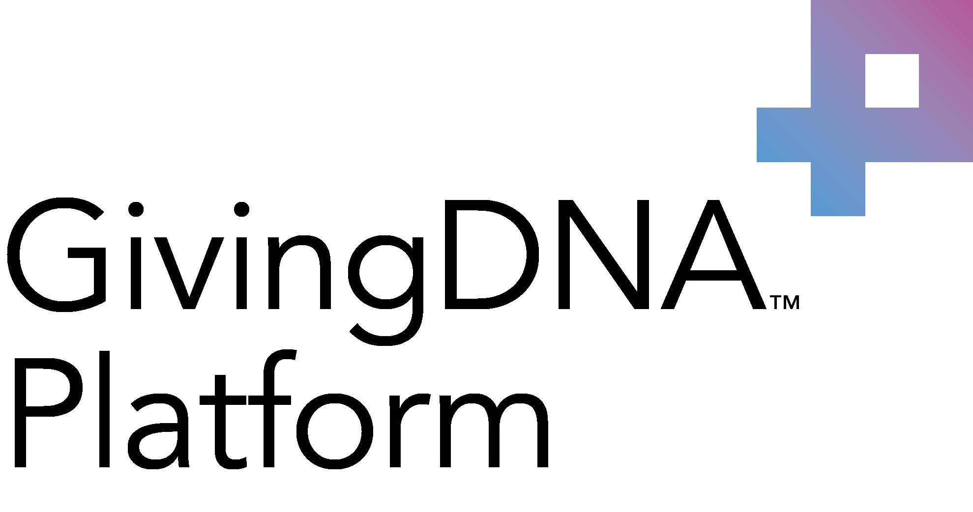 GivingDNA logo