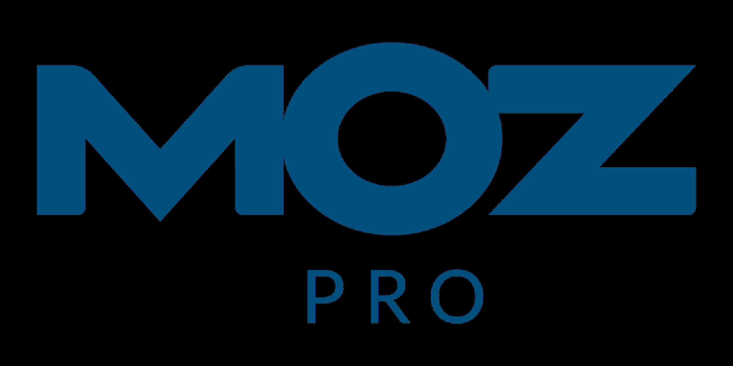 Moz Pro logo