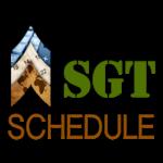 Sergeant Schedule