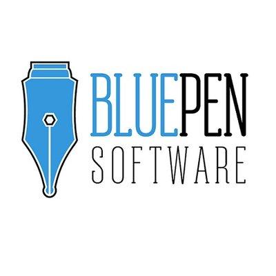 Bluepen Xchange logo