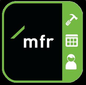 Mobile Field Report logo