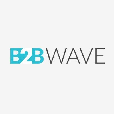 B2B Wave logo