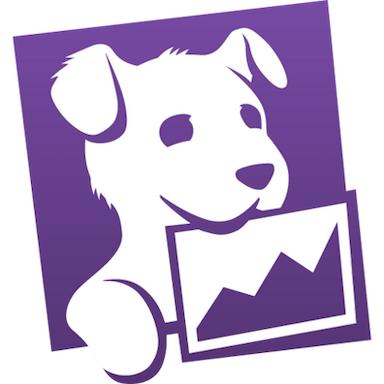 Logotipo de Datadog