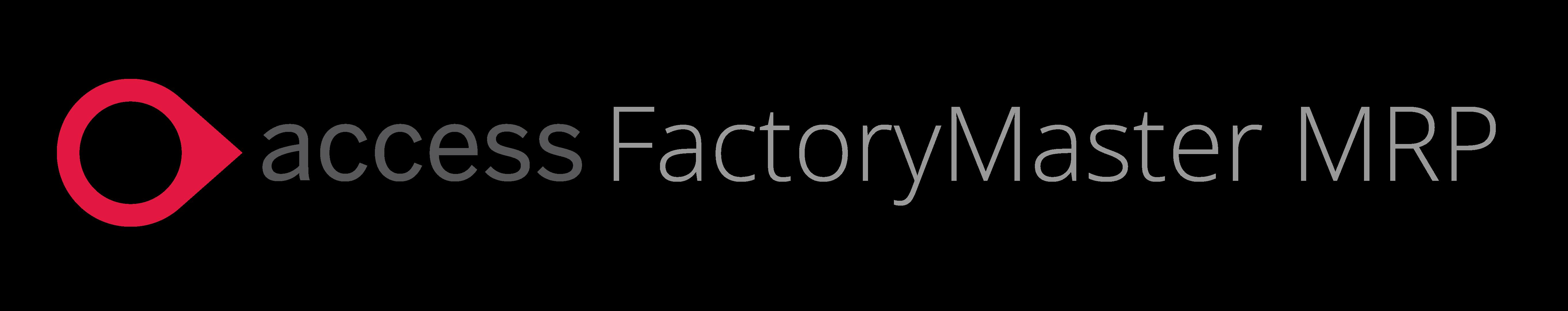 Access FactoryMaster MRP