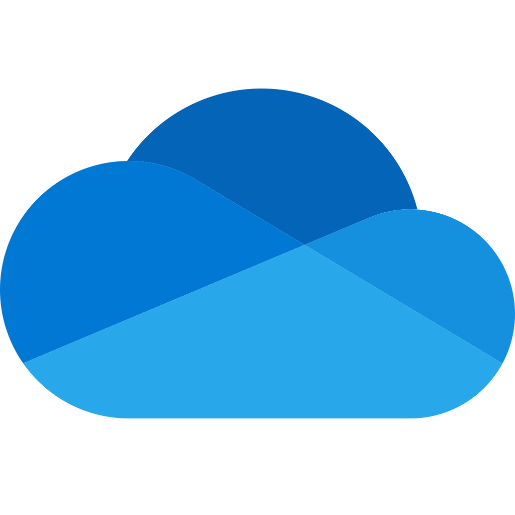 Logotipo do OneDrive