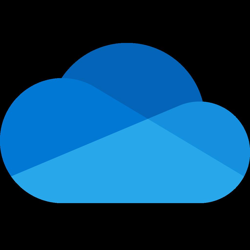Logo di OneDrive