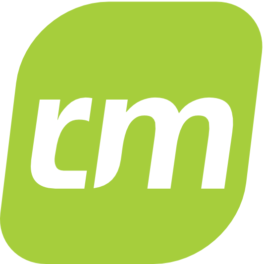 objectiF RM logo