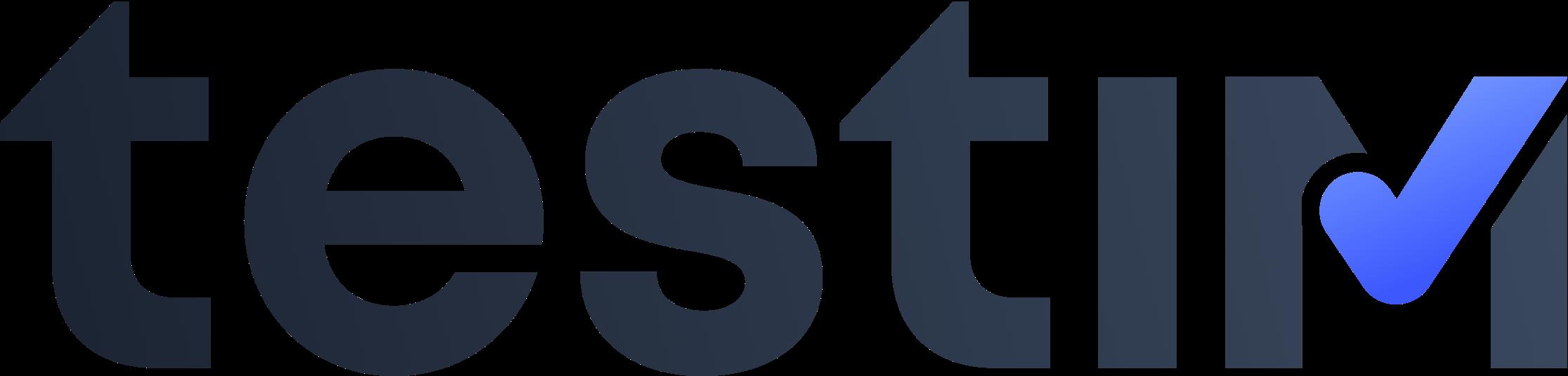 Testim logo