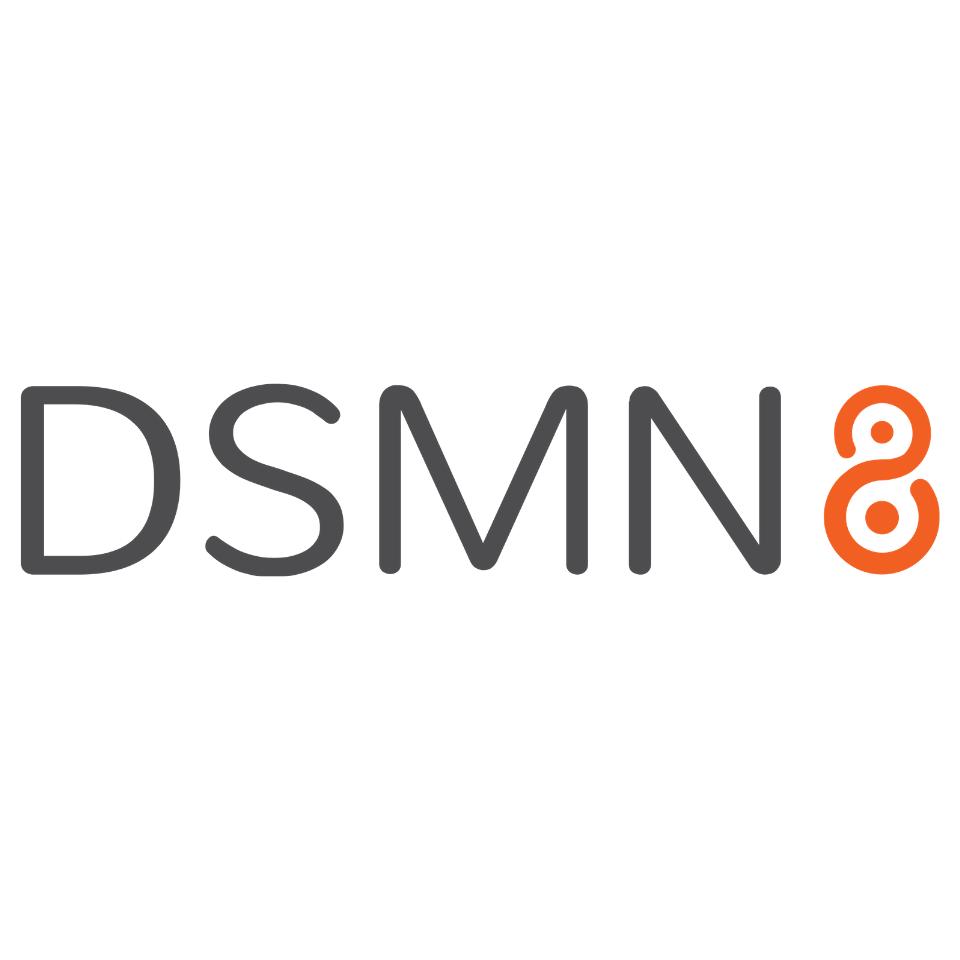 DSMN8 logo