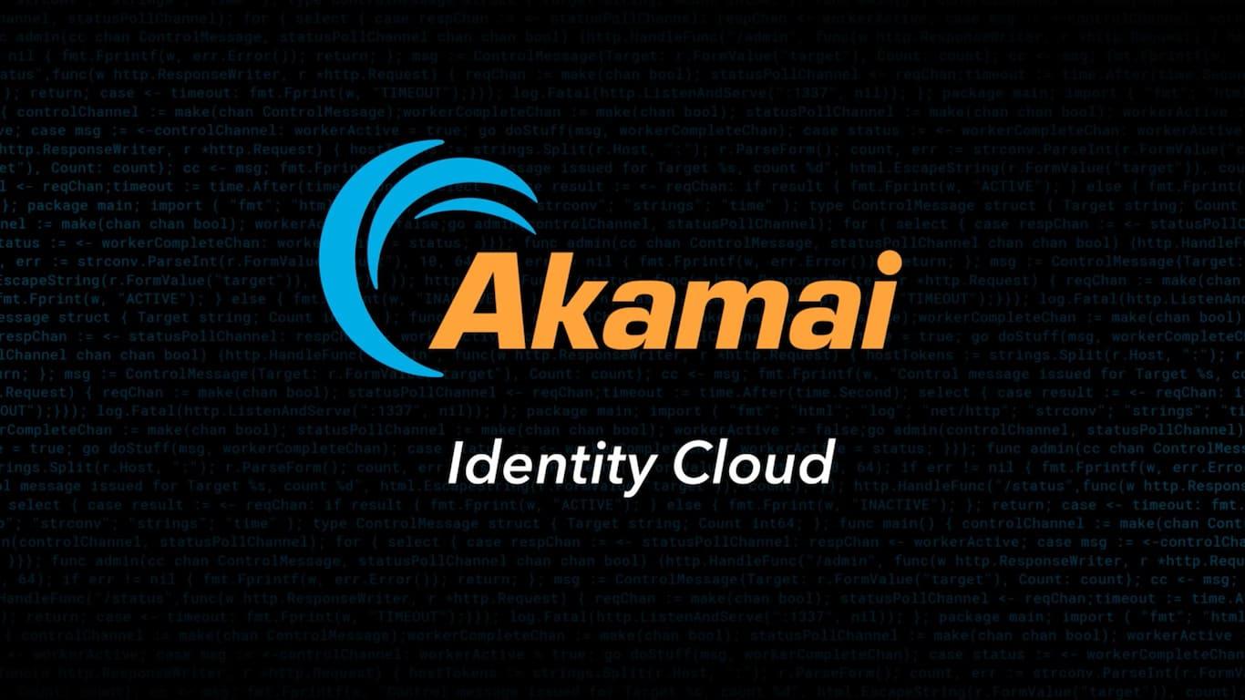 Akamai Identity Cloud logo