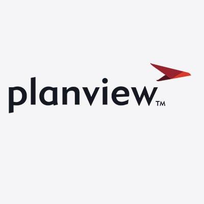 Planview Clarizen logo