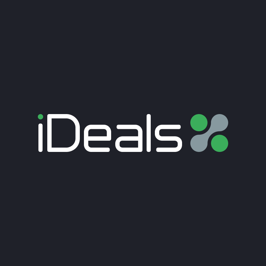 iDeals Virtual Data Room logo
