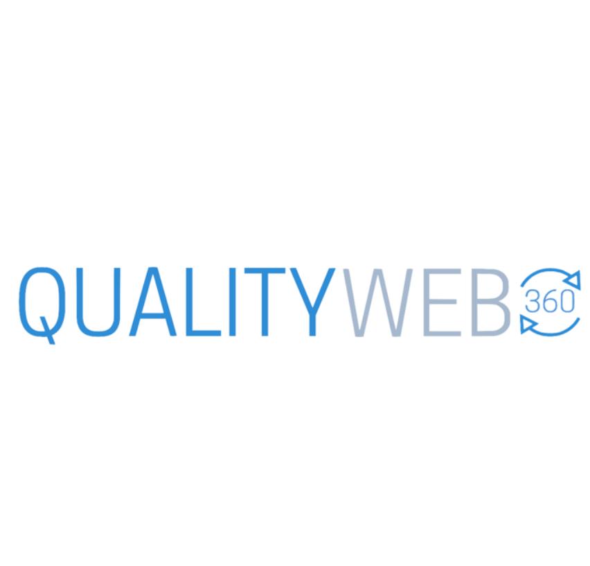 QUALITYWEB 360 logo