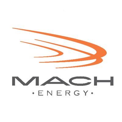 MACH Energy logo