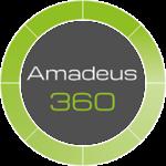 Amadeus360 logo