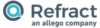 Refract logo